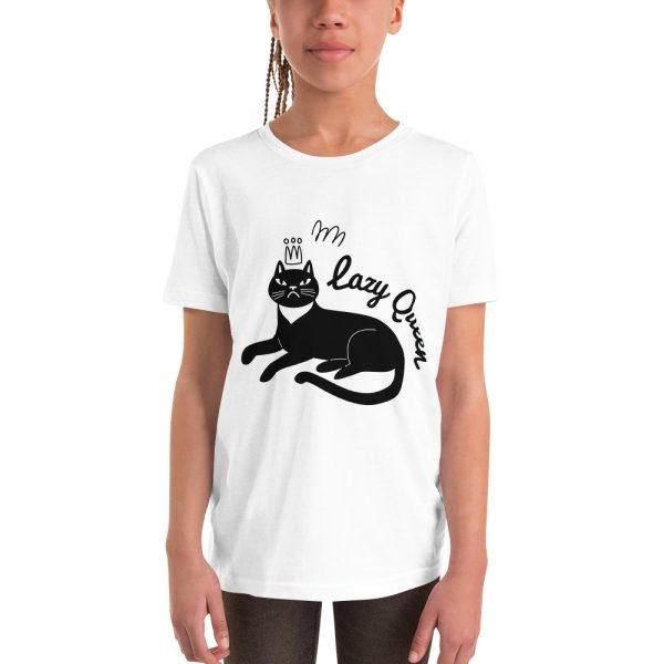Lazy Queen Kids T-Shirt