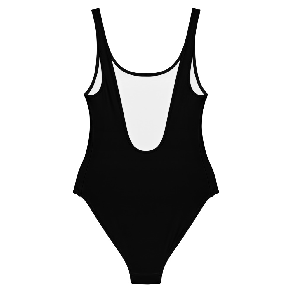 Pussy Power One-Piece Swimsuit