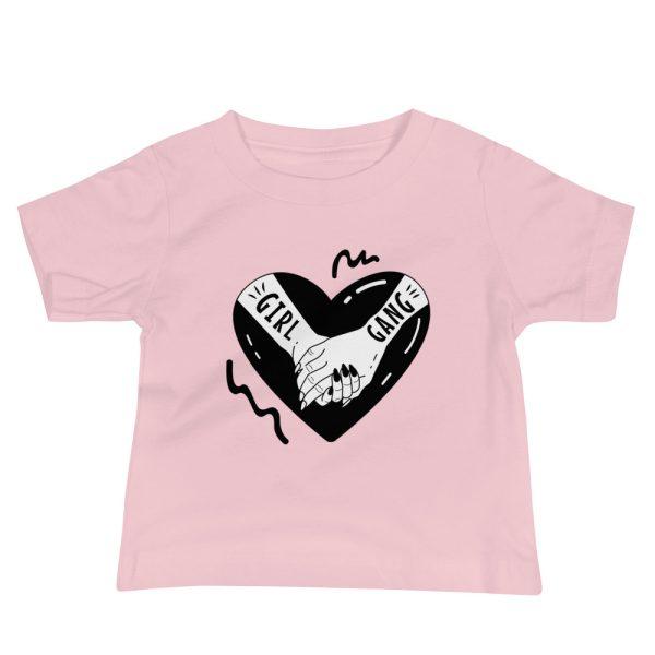 Girl Gang Baby Jersey T-shirt