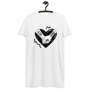 Girl Gang Organic Cotton T-shirt Dress
