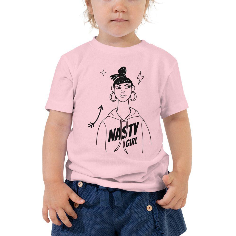 Nasty Girl Toddler T-shirt