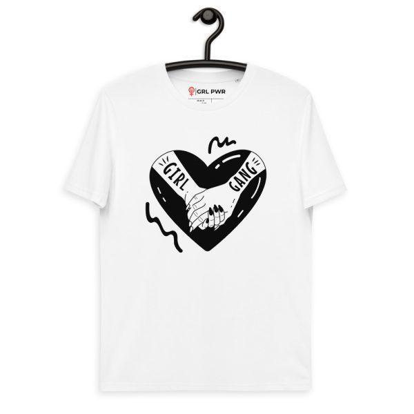 Girl Gang Organic Cotton T-shirt