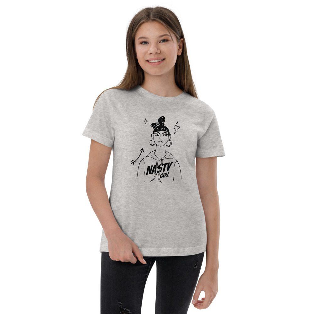Nasty Girl Kids Jersey T-shirt
